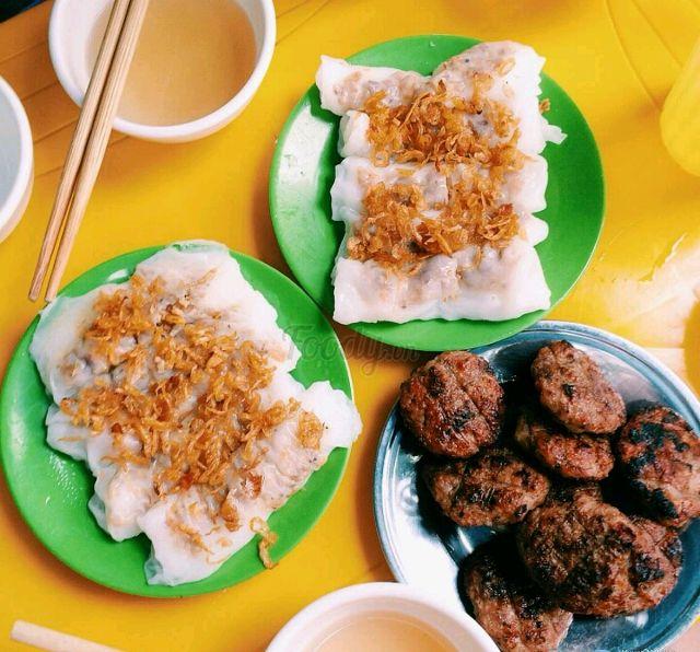 Bánh Cuốn Thanh Hóa