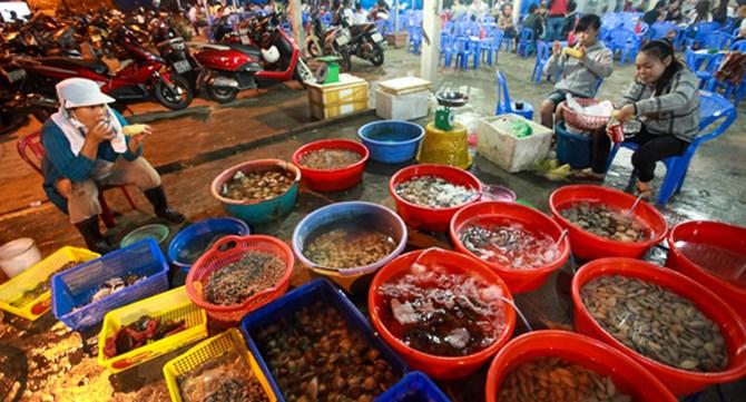Chợ Hải Sản Sầm Sơn