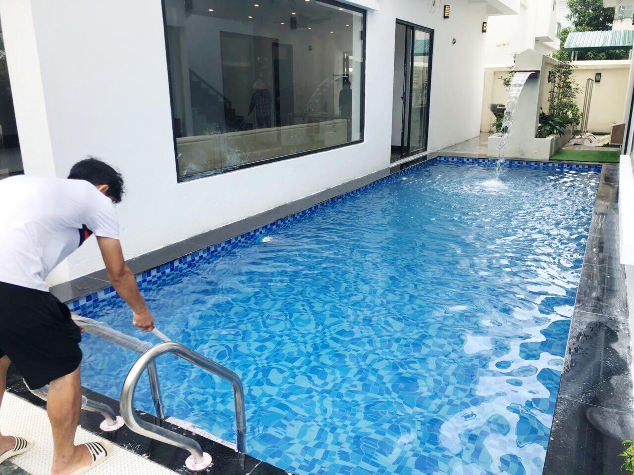 biệt thự flc sầm sơn 10pn có bể bơi
