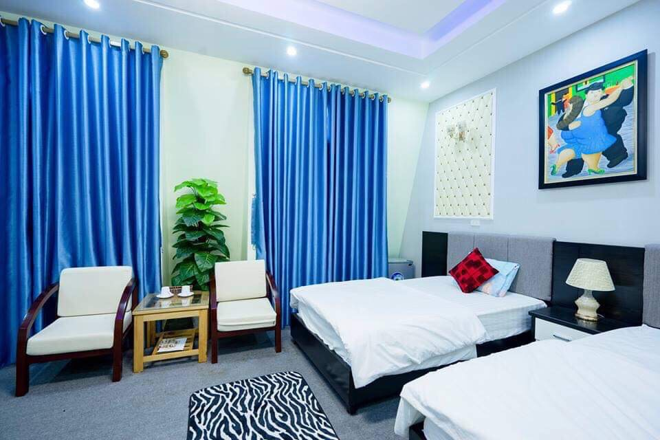 Phòng Ngủ Villa Vinhome Hạ Long