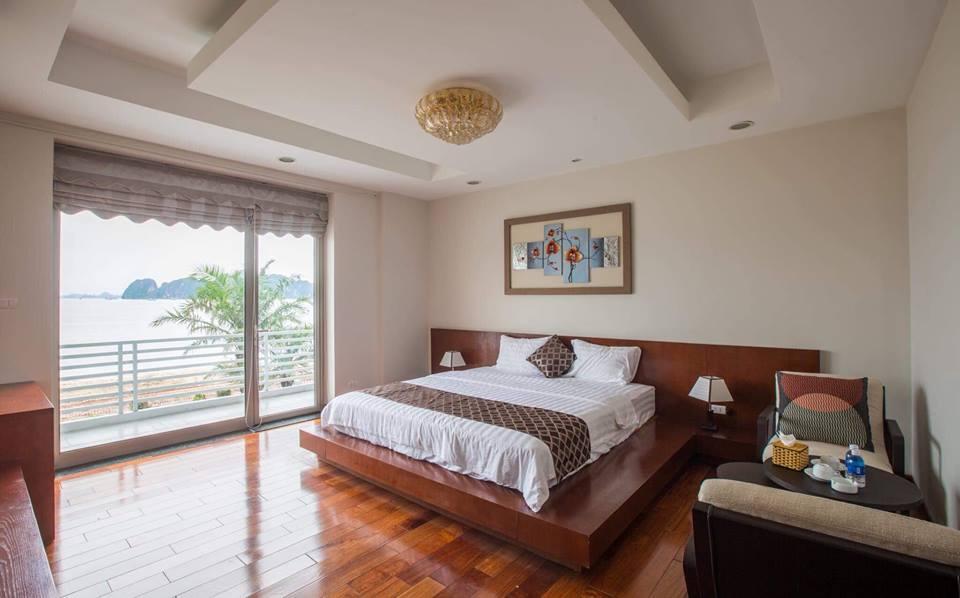 Phòng Ngủ Đơn Villa Tuần Châu Hạ Long