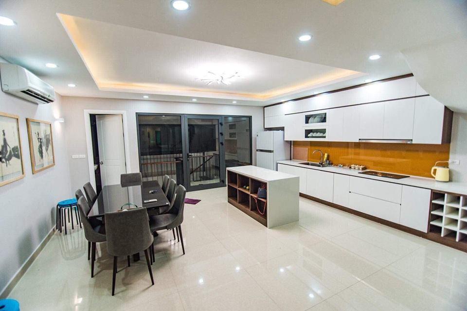 Phòng Bếp Villa Vinhome Hạ Long