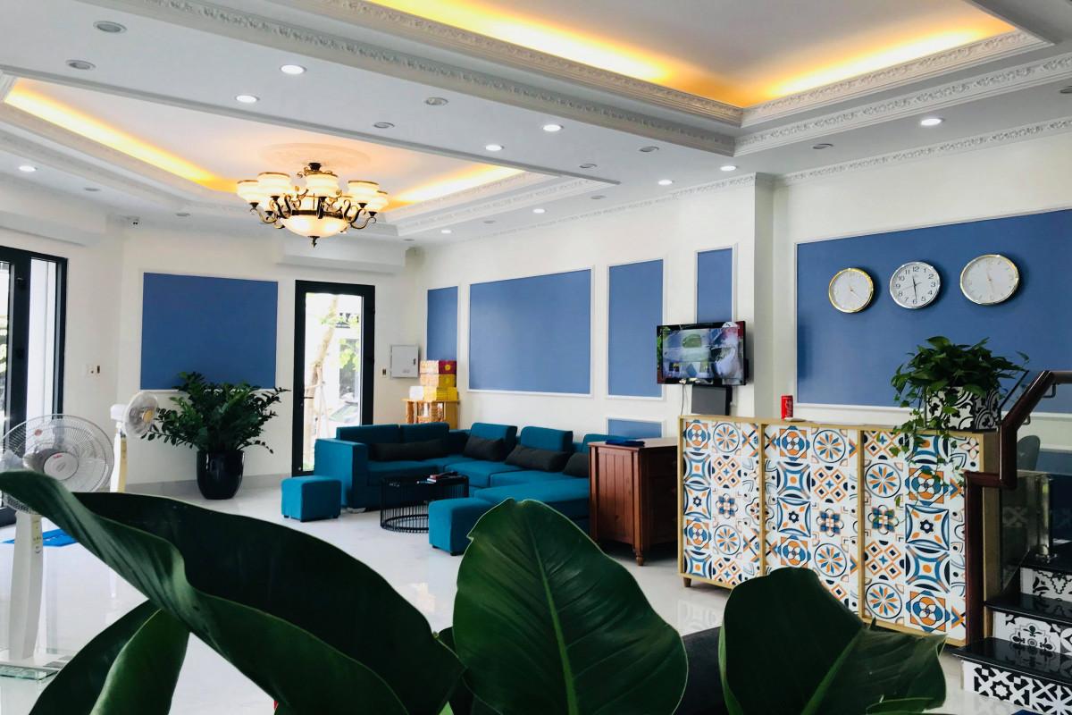 Phòng Khách Villa Vinhome Hạ Long