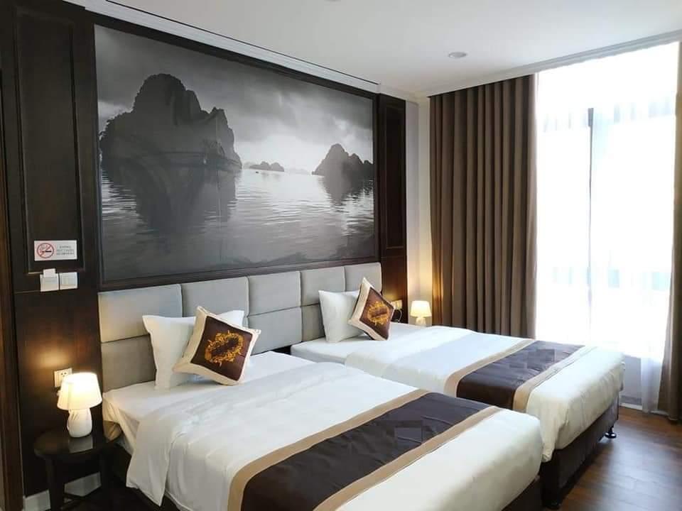Phòng Ngủ Đôi Villa Beverly Hạ Long