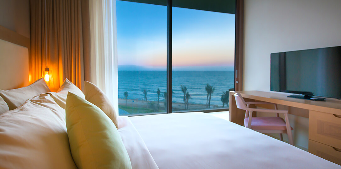 Căn Hộ Couple Suite Khách Sạn Luxury Hotel