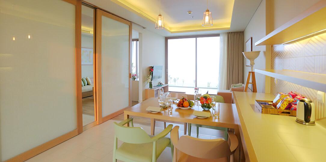 Căn Hộ Family Suite Khách Sạn Luxury Hotel FLC Sầm Sơn