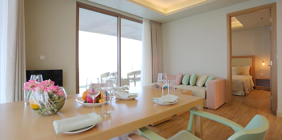 Căn Hộ Family Suite Plus Khách Sạn Luxury Hotel FLC Sầm Sơn