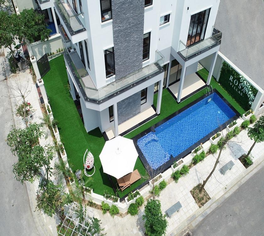 biệt thự 9PN có bể bơi
